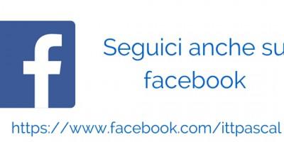 seguici su facebook ittpascal