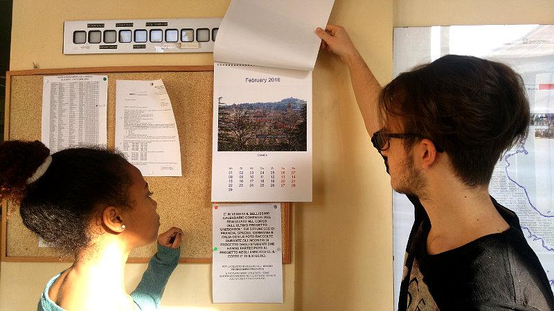 calendario UNESCool 2013-15