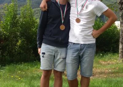 medaglie di bronzo alle  olimpiadi italiane informatica