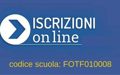 ISCRIZIONI ANNO SCOLASTICO 2017-2018