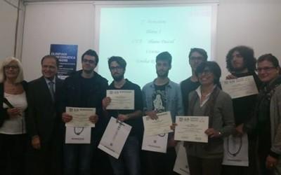 I 5 moschiettieri del Pascal: podio alle olimpiadi nazionali di Informatica | CesenaToDay