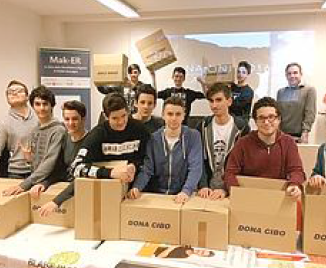 Scuola e volontariato – progetto DonaCibo | Il Resto del Carlino