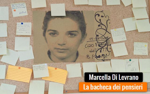 In ricordo di Marcella Di Levrano