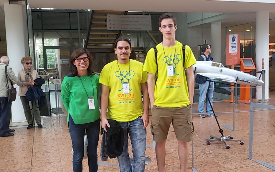Olimpiadi di Informatica Italiane: al Pascal una medaglia di bronzo